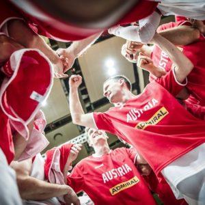 Nationalteam Basketball